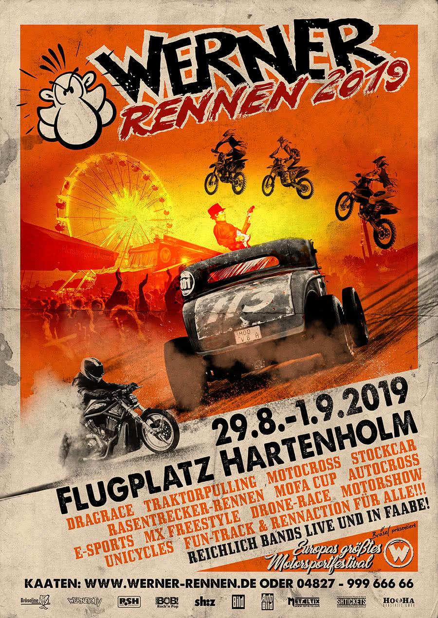Werner Das Rennen 2021