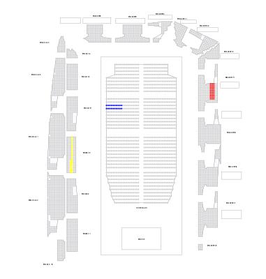 Donau Arena Sitzplan